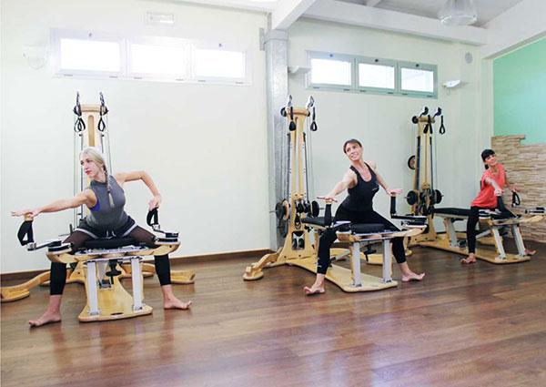 Fisioterapia e riabilitazione post infortunio - Lezioni collettive GYROTONIC