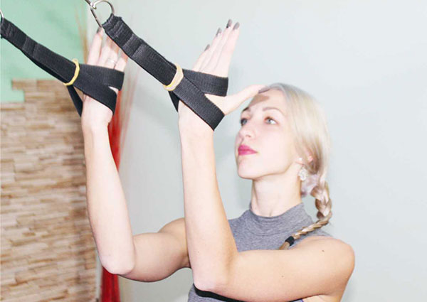 Fitness, allenarsi in gravidanza - Lezioni individuali GYROTONIC