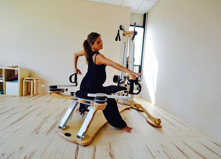 Gyrotonic ottimale per allenarsi in gravidanza e fitness
